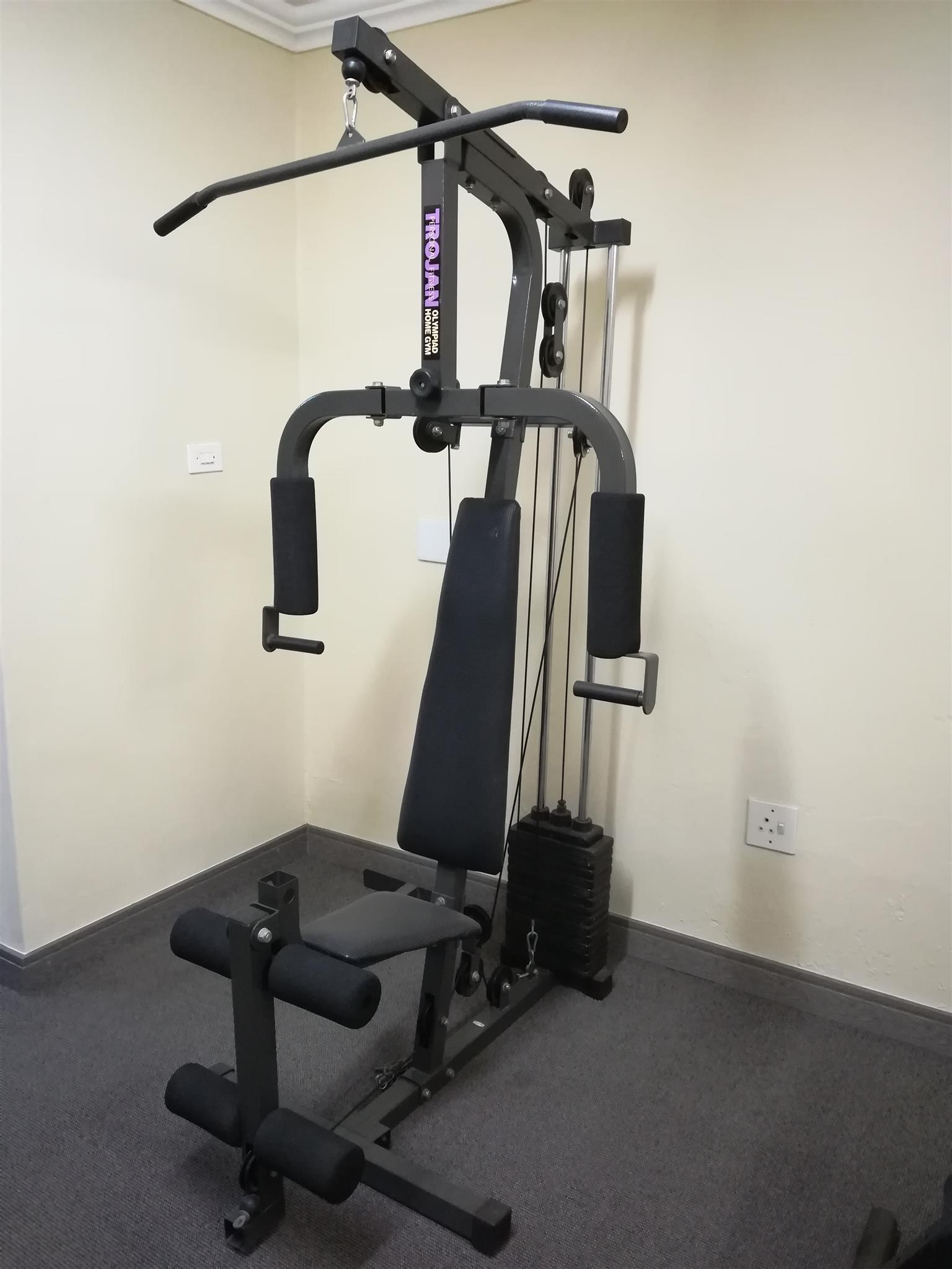 Home gym for sale junk mail