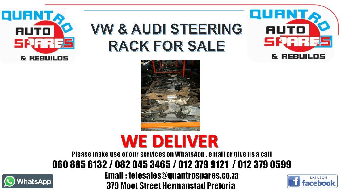 Suspension and Steering Steering Racks