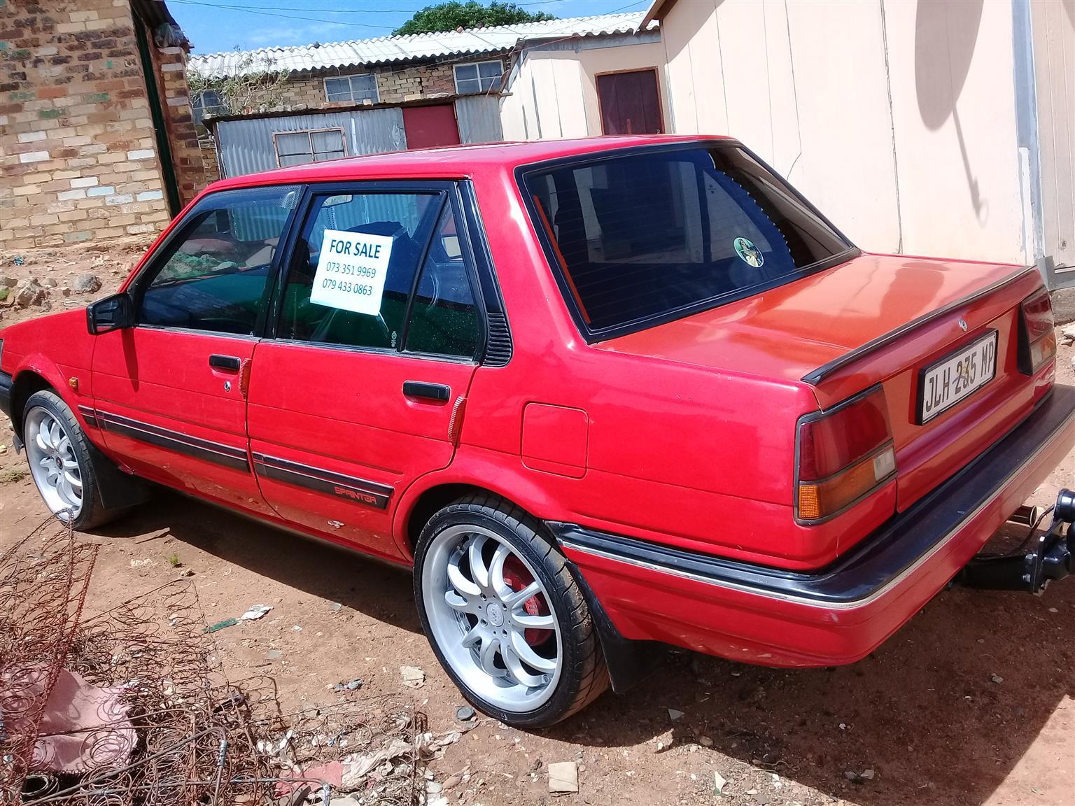 Kelebihan Kekurangan Toyota Corolla 1987 Harga