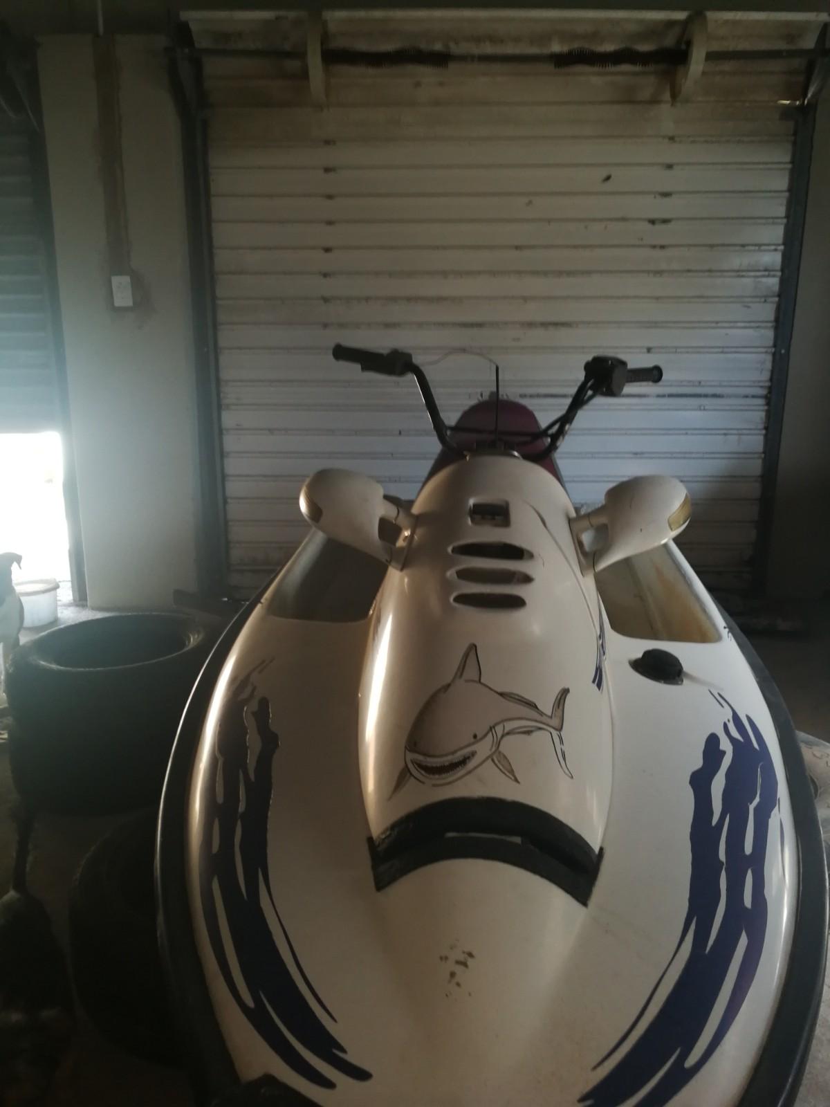 2x 770cc Tigershark Jet ski's 1997 | Junk Mail