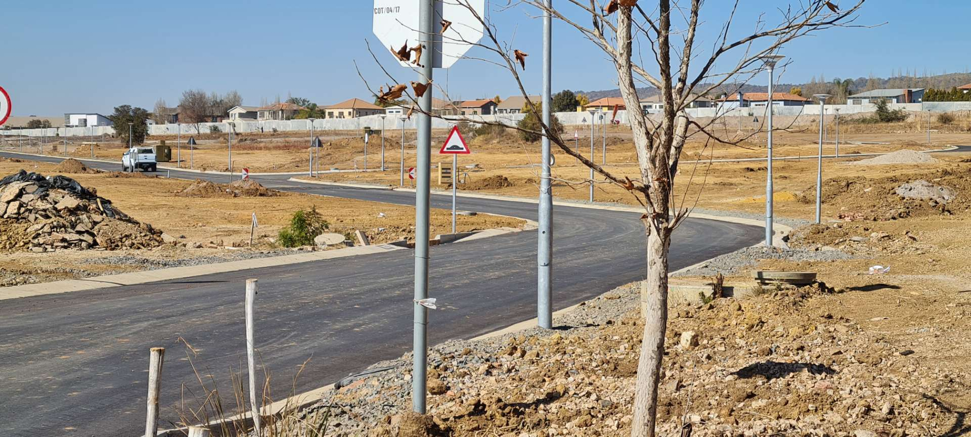 Vacant Land Residential For Sale in Six Fountains Residential Estate