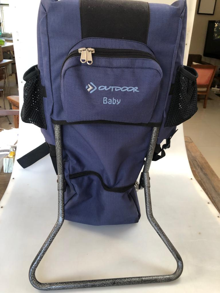 Outdoor Baby Backpack child carrier - explore the great outdoors with junior right next to you!
