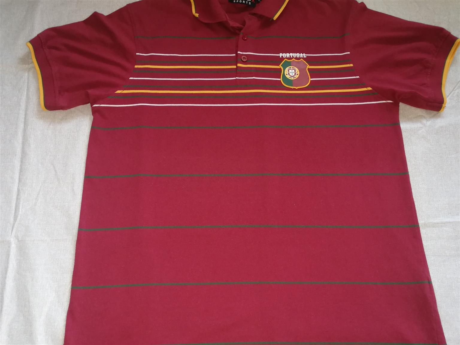 Portugal Golf Shirt