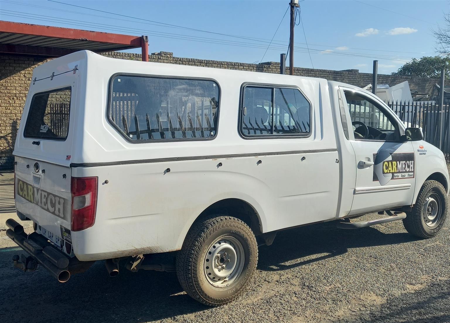 NEW MAHINDRA GENIO SINGLE CAB CANOPY FOR SALE
