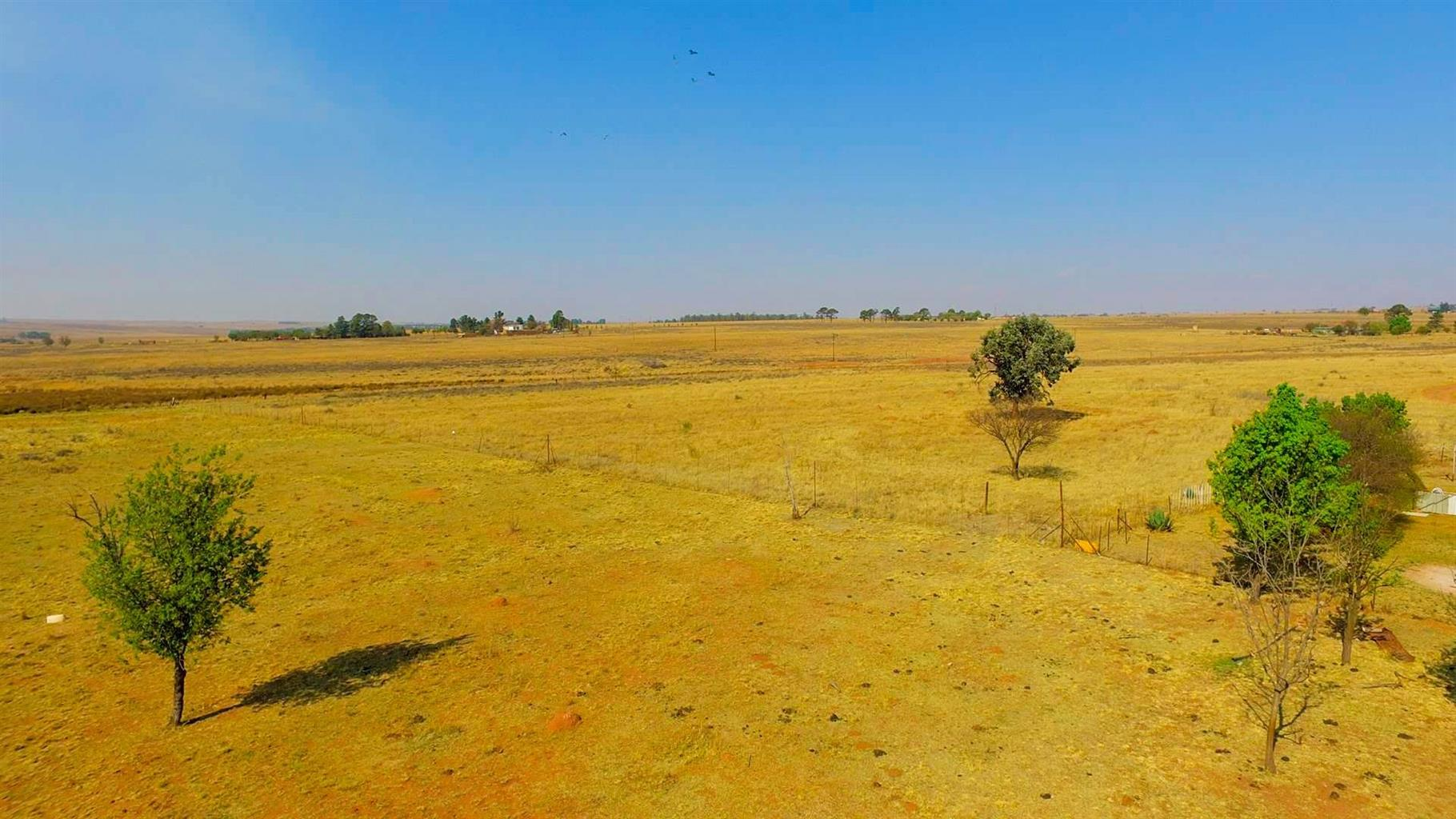 Small Holding For Sale in VAALBANK