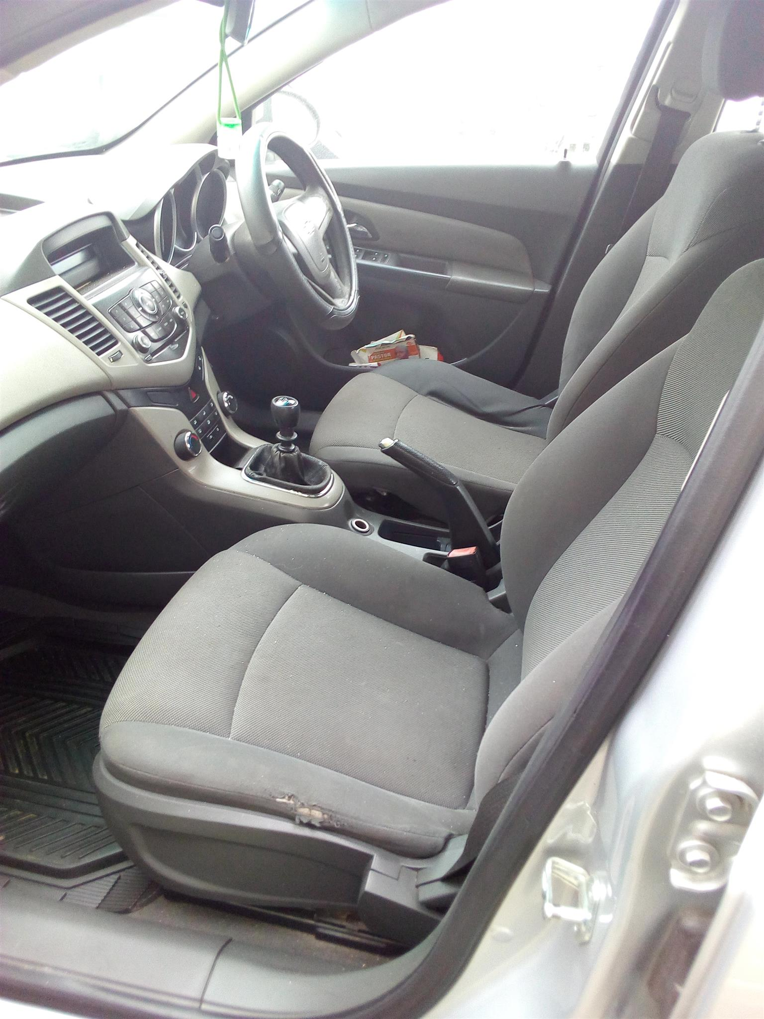 2010 Chevrolet Cruze sedan 1.6 L