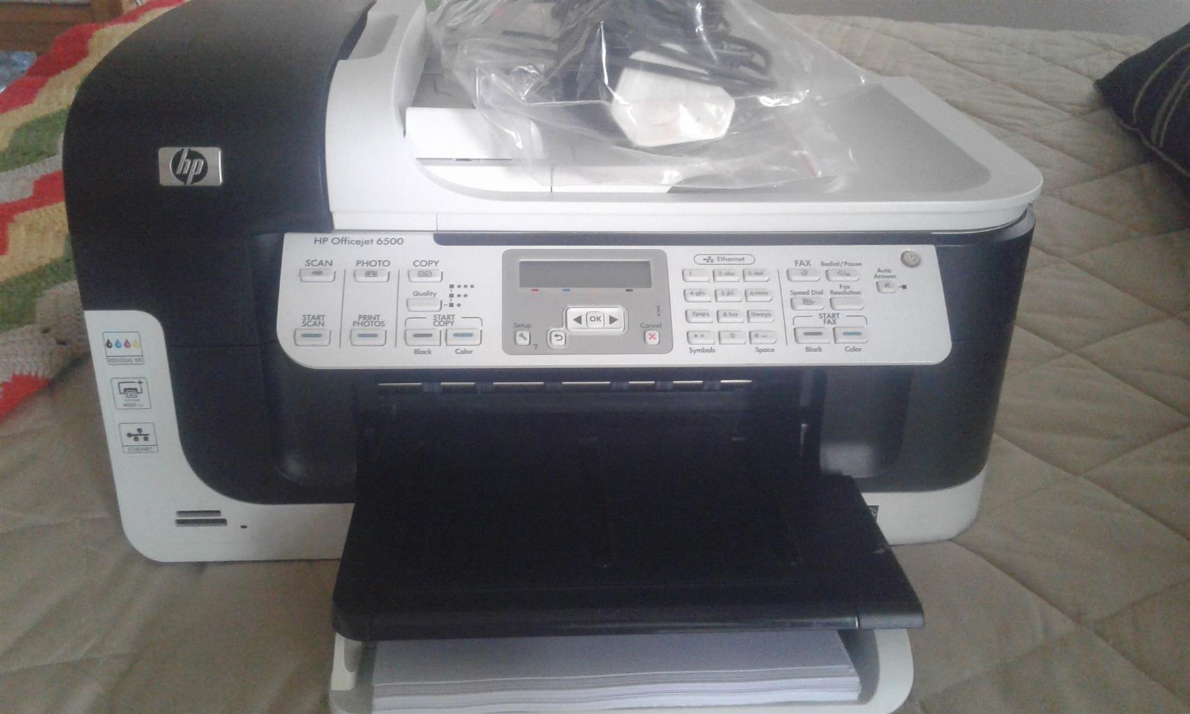 HP Officejet 6500 Printer Combo
