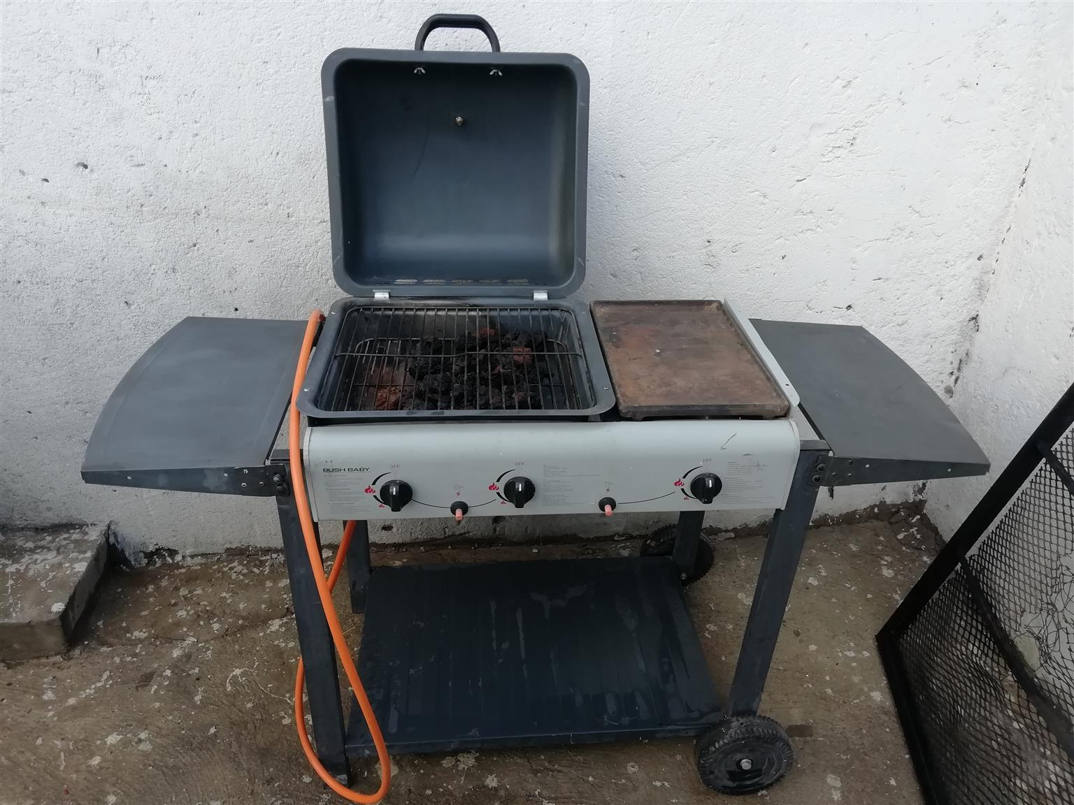 Gas Stove 3 burner
