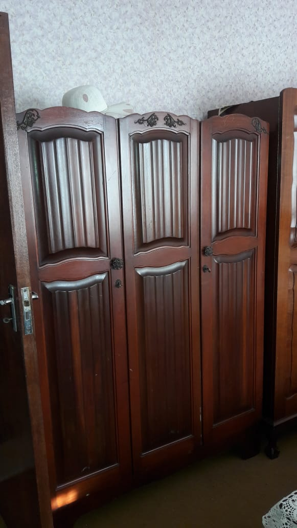 Embuia cupboard