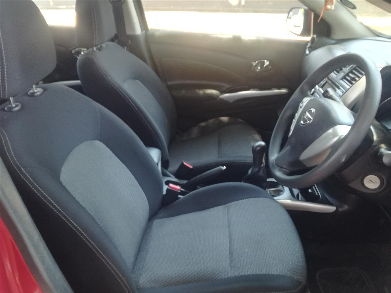 2017 Nissan Almera 1.5 Activ