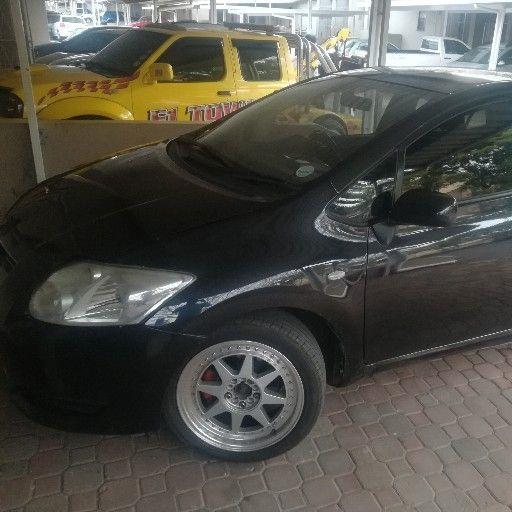 2008 Toyota Auris 1.4 RT