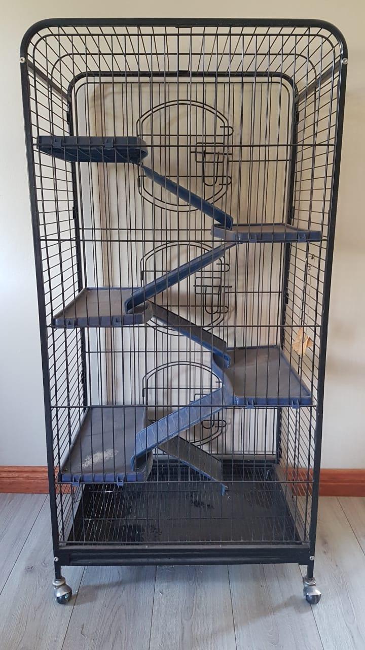 Chinchilla Cage 5 Story