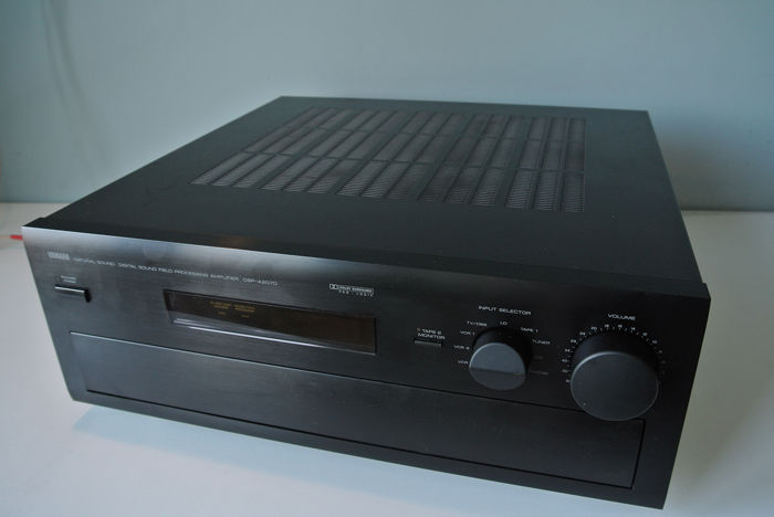 Yamaha DSPA-2070 amplifier for sale. Price is negotiable