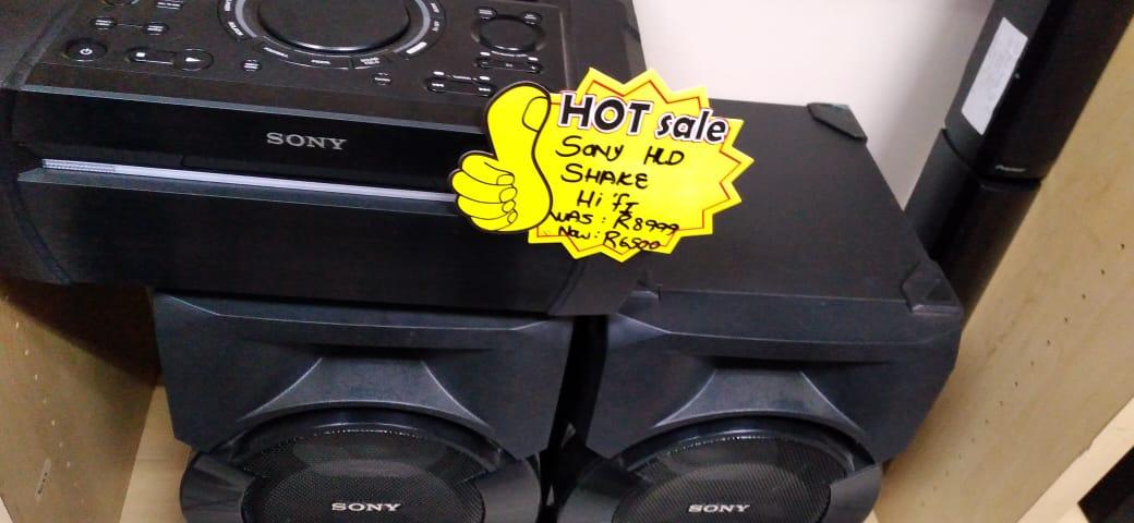 Sony HLD Shake Hifi