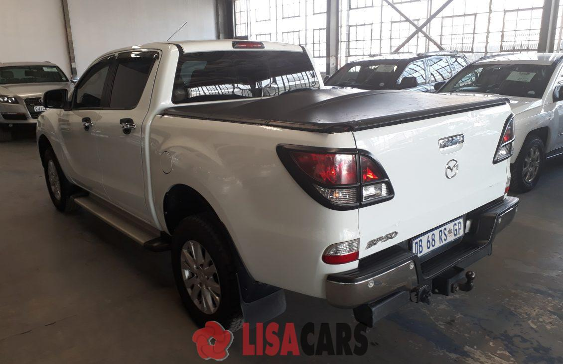 2012 Mazda BT-50 3.2 double cab SLE auto | Junk Mail