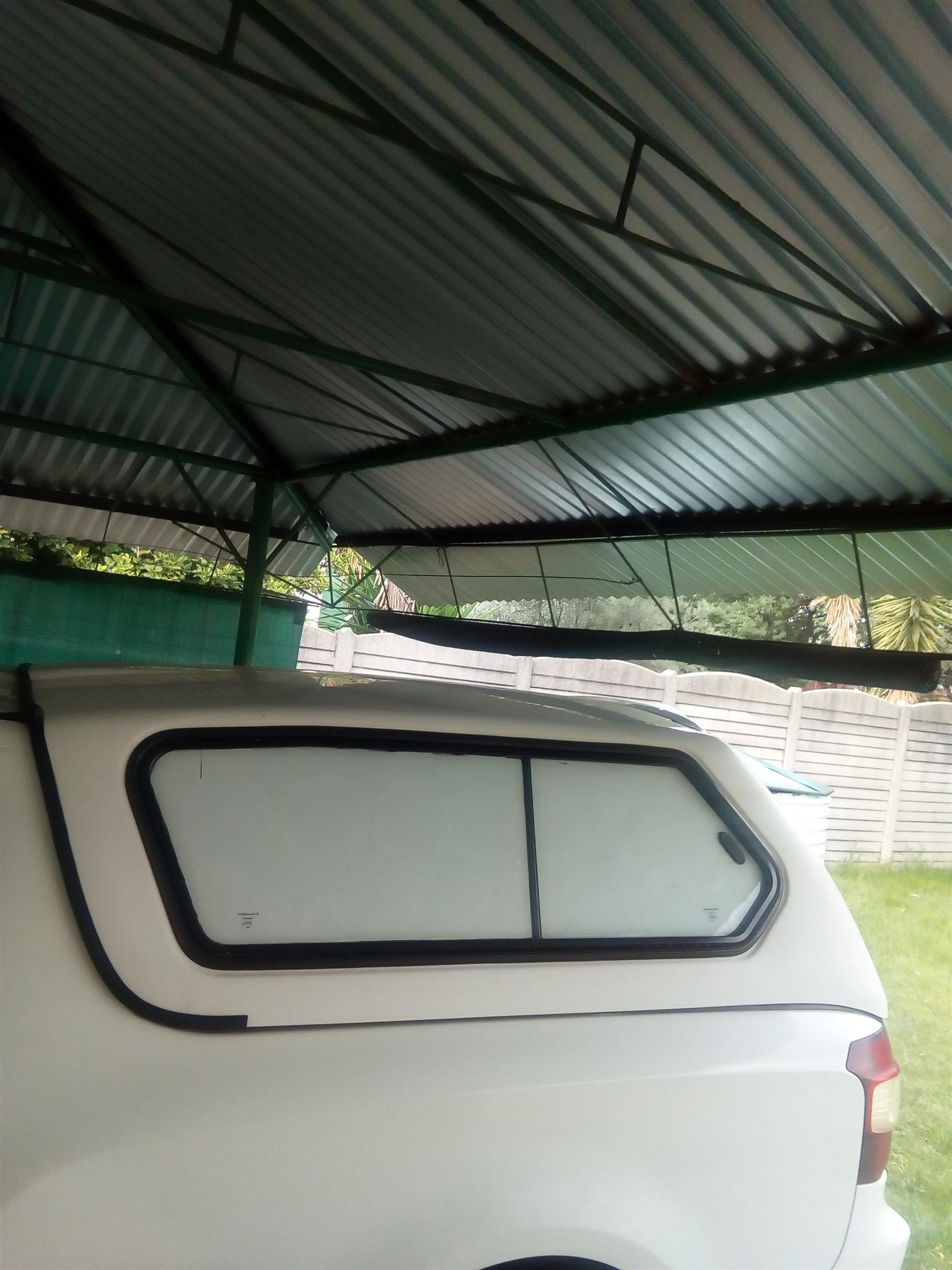 2014 Canopies Single Cab Canopies