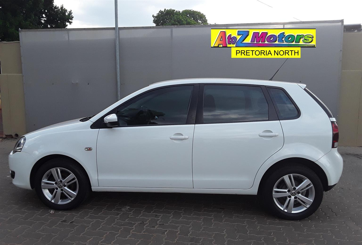 2015 VW Polo Vivo hatch 1.6 Comfortline
