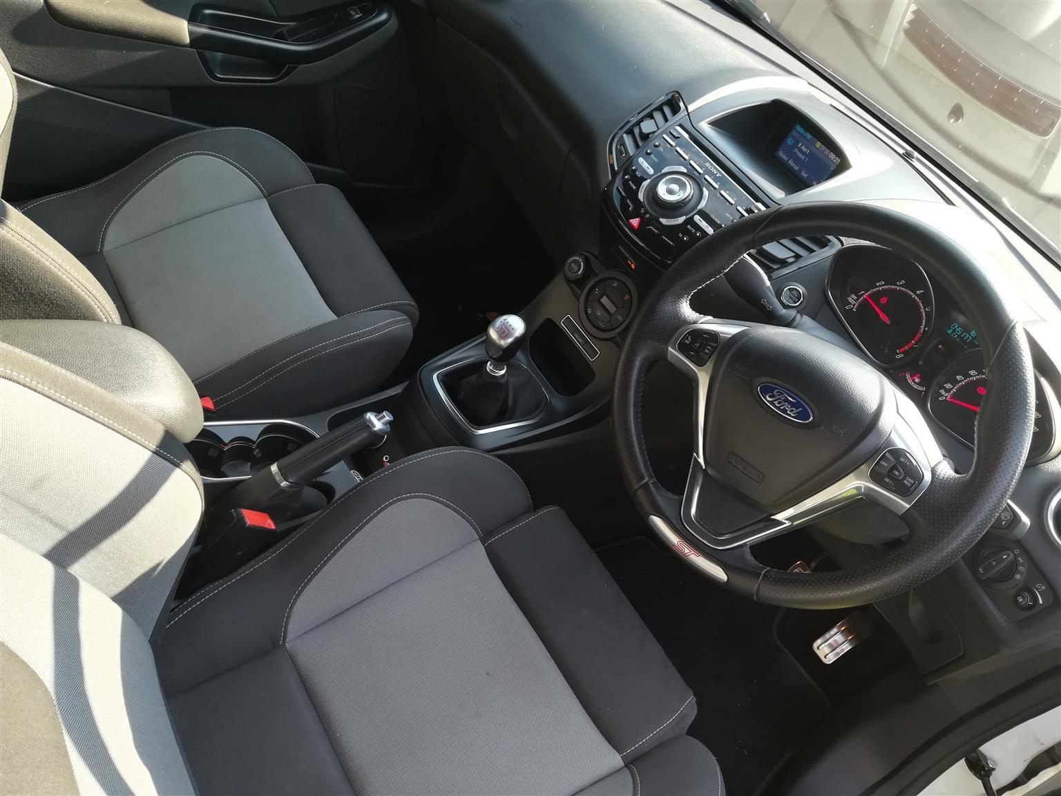 2015 Ford St Fiesta Junk Mail