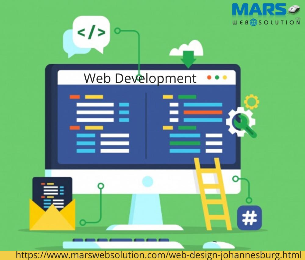 Web Development Company in Johannesburg