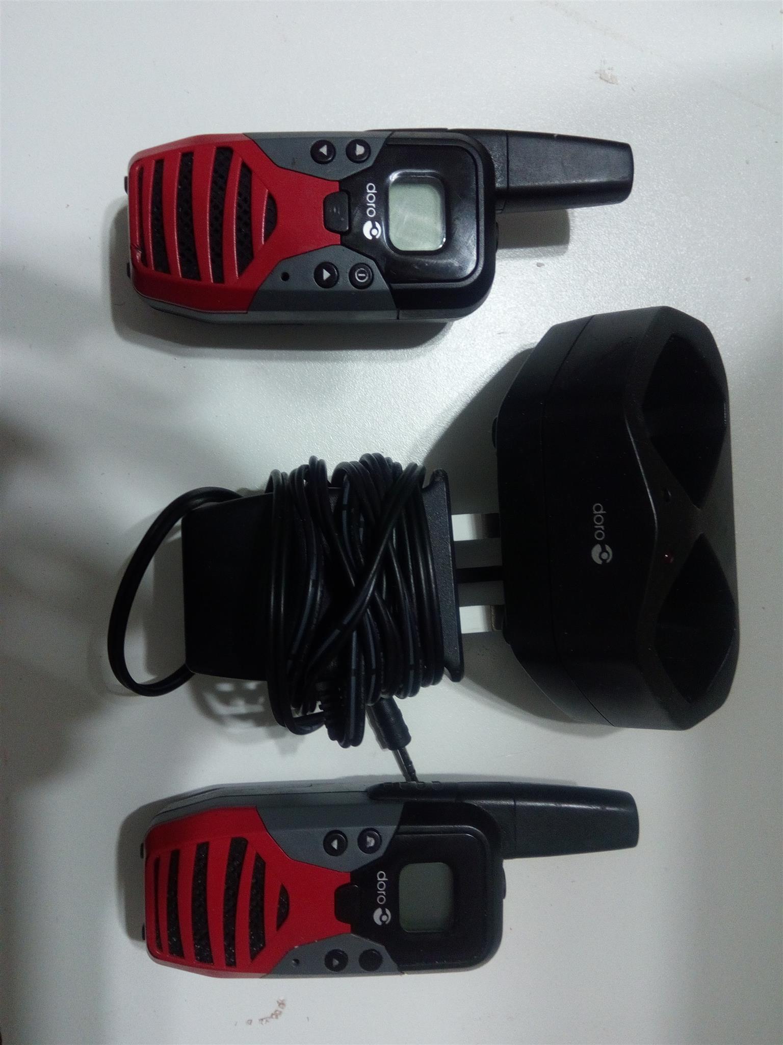 Entel 2way radios heavy duty buisness use