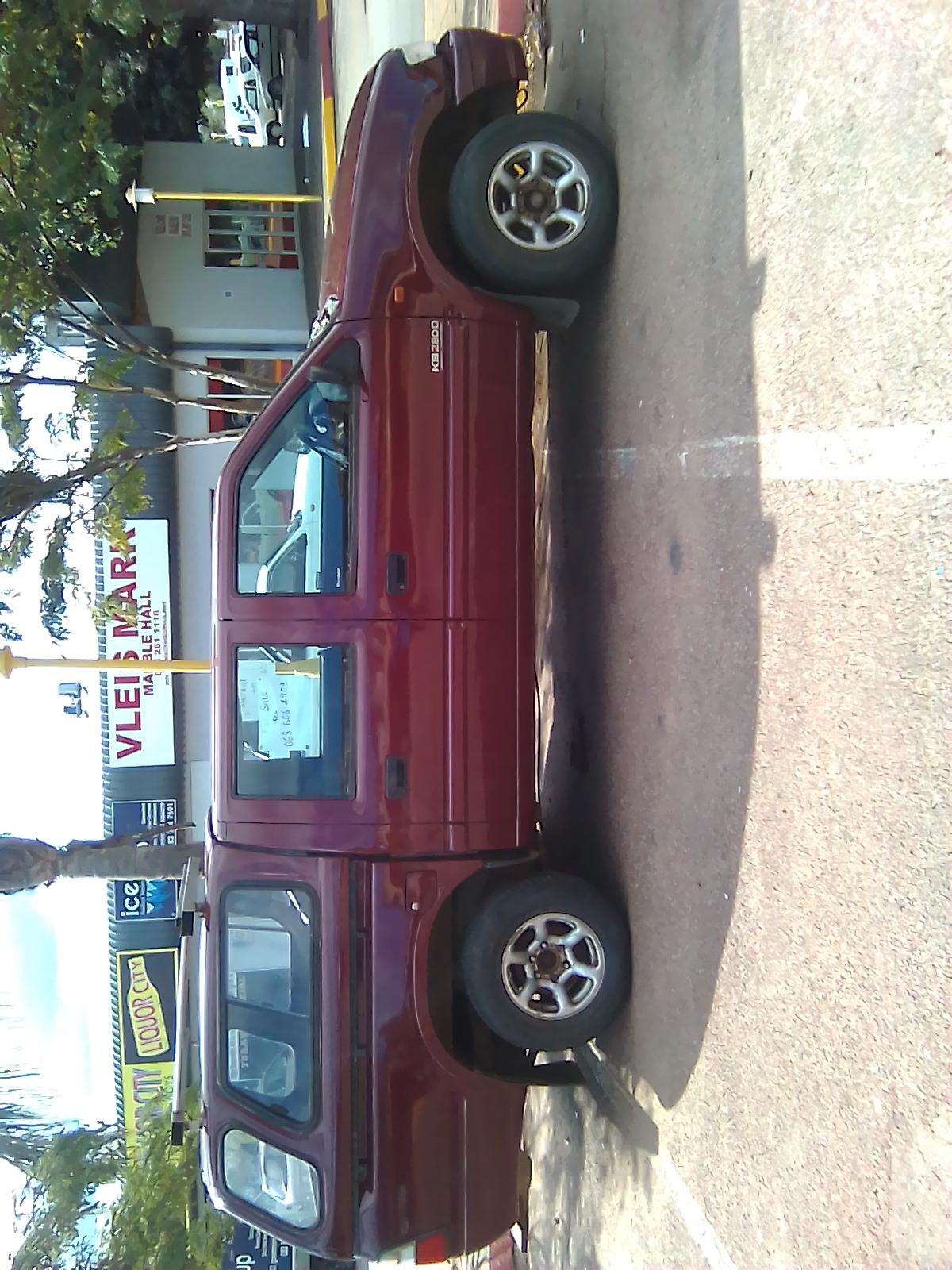 Isuzu KB double cab KB 250 D TEQ HO LE PU D/C