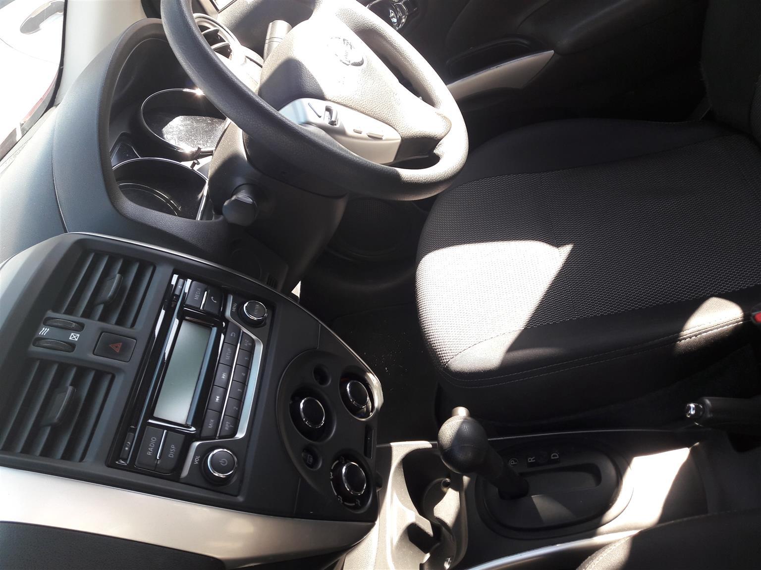 2016 Nissan Almera 1.5 Acenta auto