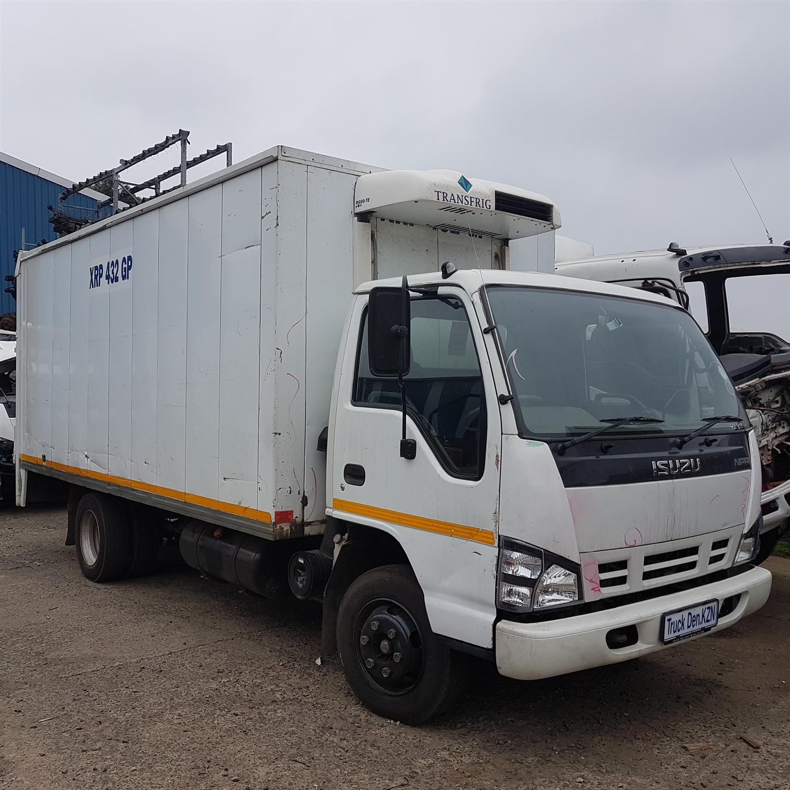 2008 Isuzu NQR 500 Truck - Sitec . 4HK1 Ti Engine