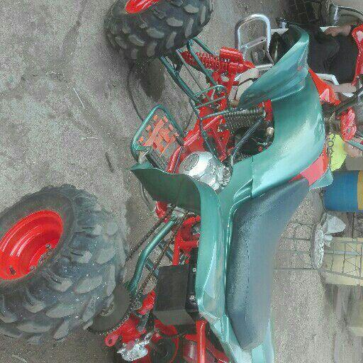 2012 Sam ATV 250cc Quad