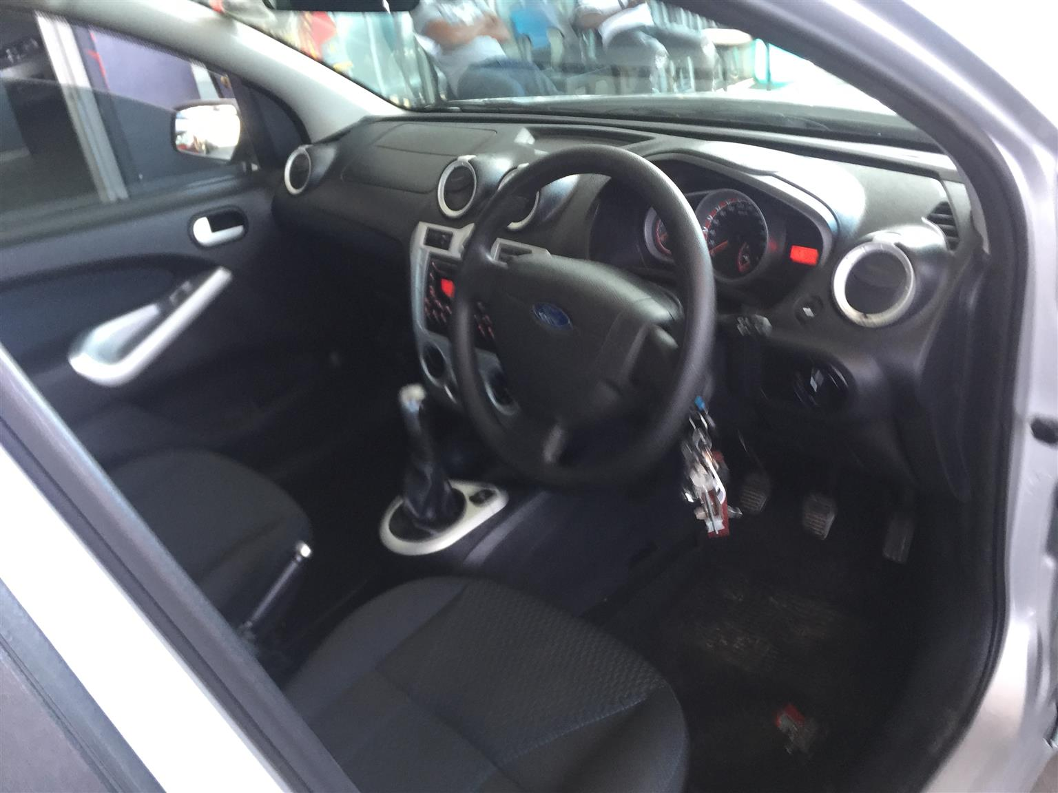 2016 Ford Figo hatch 1.5 Trend