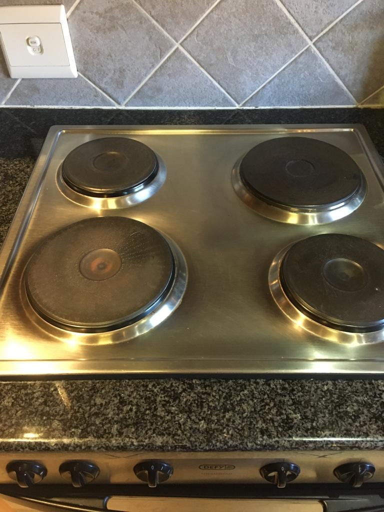 Defy Thermofan Oven and Hob