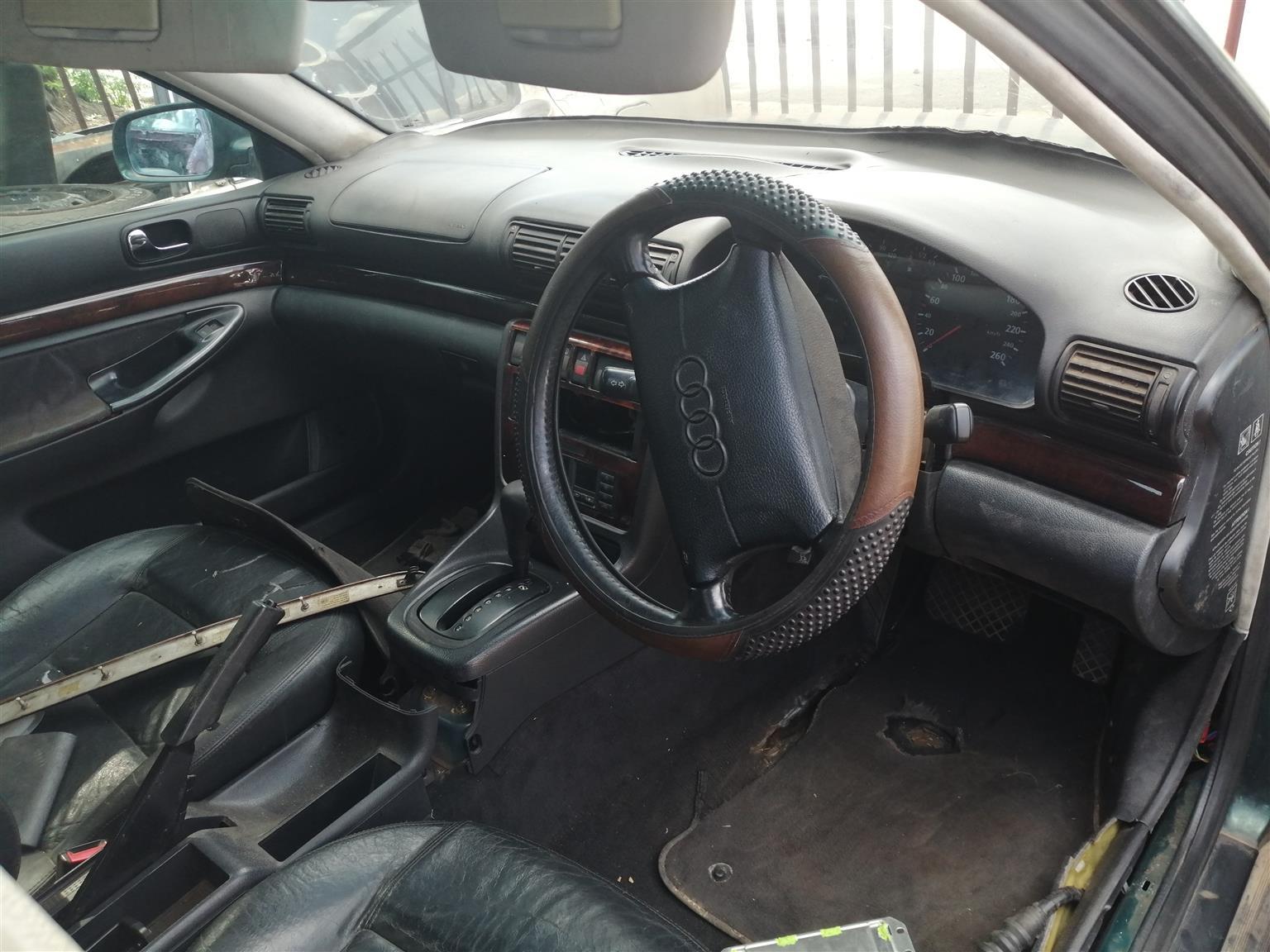 1998 Audi A4 Avant 1.8T S auto