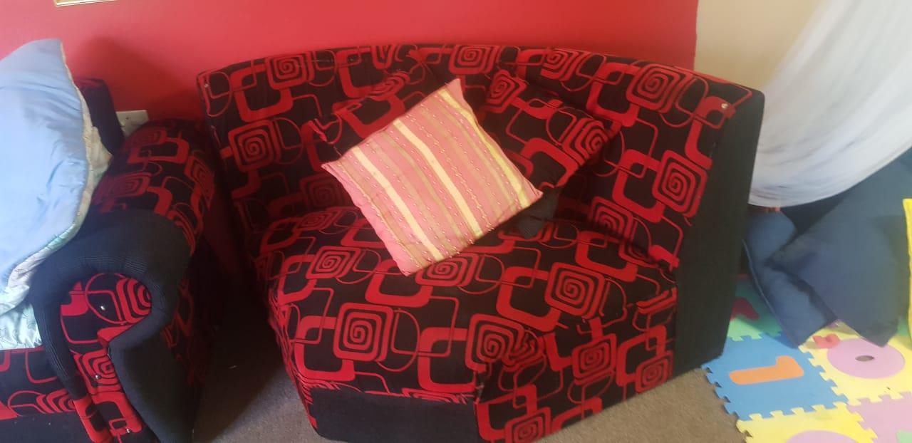 Lounge set for sale. 2 piece.