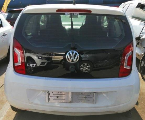 2016 VOLKSWAGEN MOVE UP! 3Dr Code 2 For Rebuild
