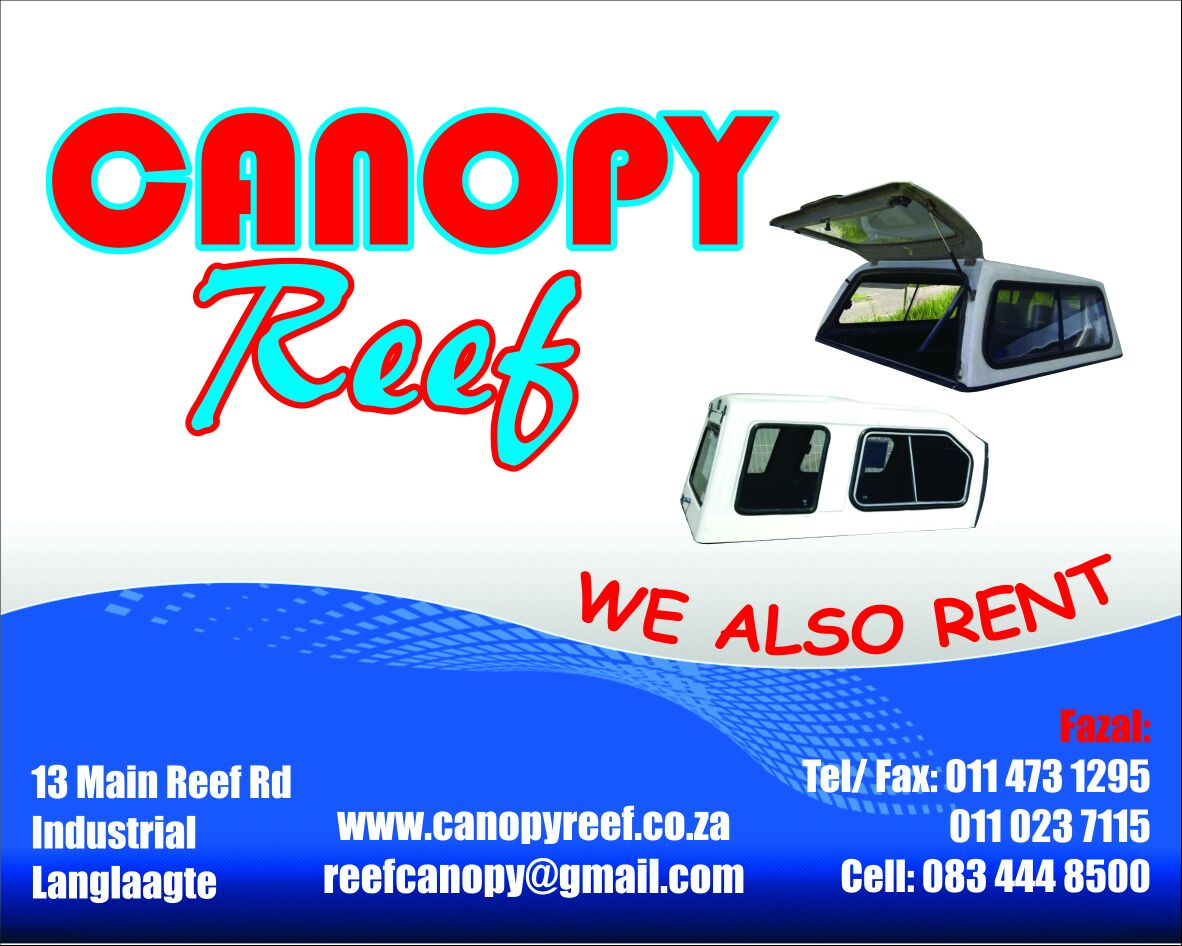 CANOPY REEF:NISSAN NOW SELLING