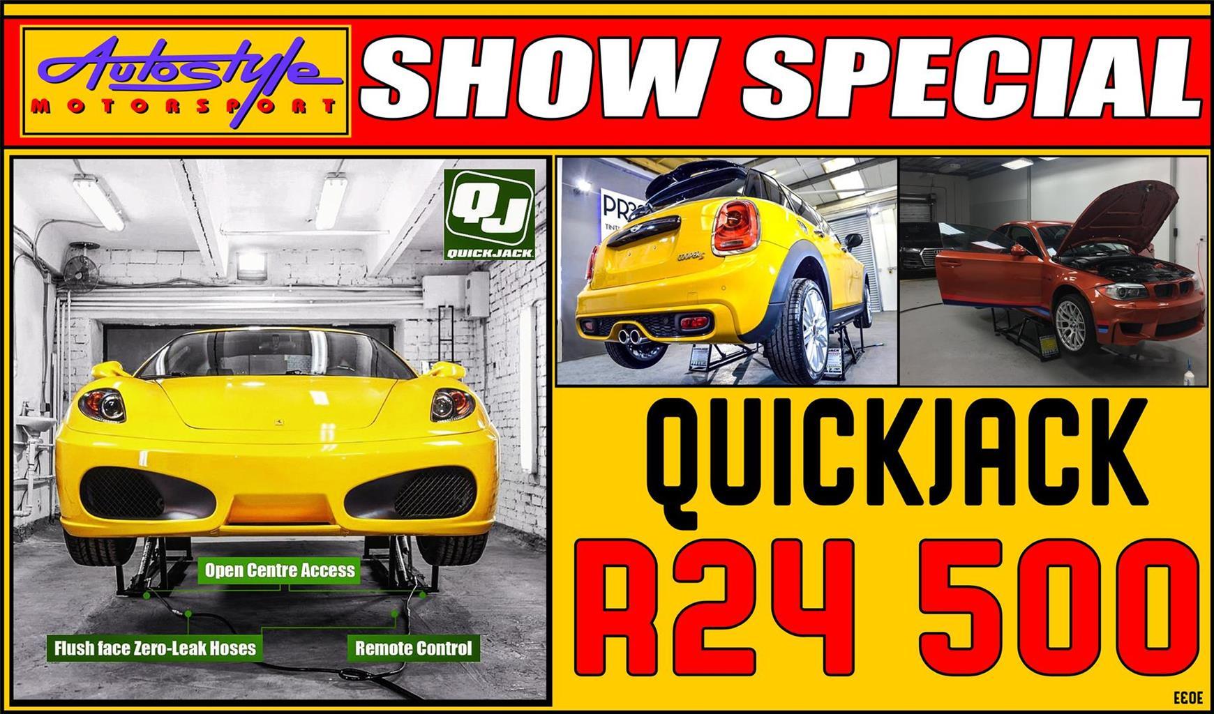 Quick Jack Quickjack Bl 7000slx Portable Car Lifting System