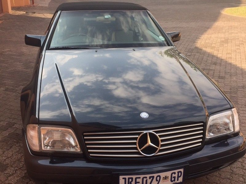 Classic Cars 1997 Mercedes Benz SL 500 for sale