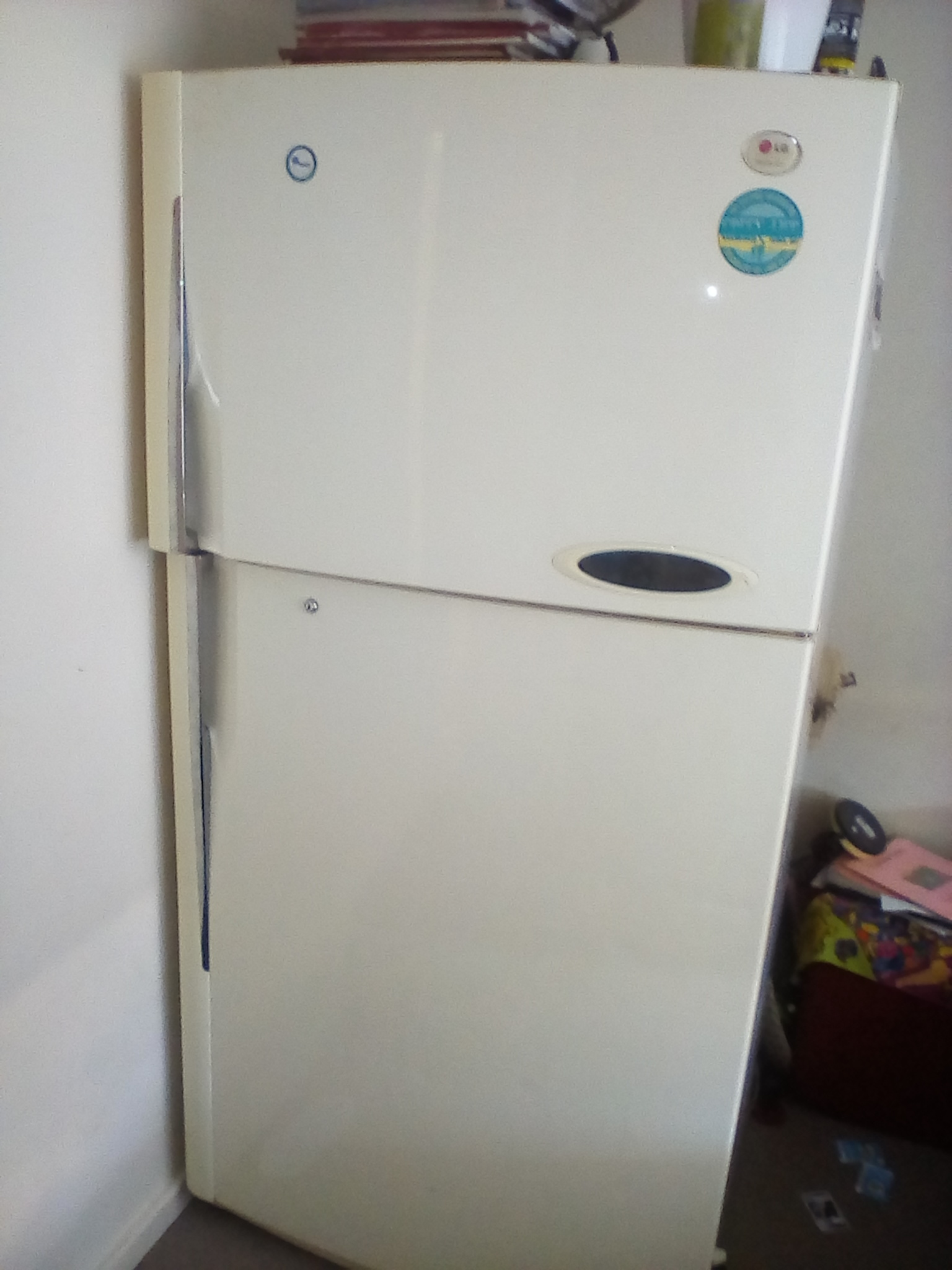 Large lg fridge for sale