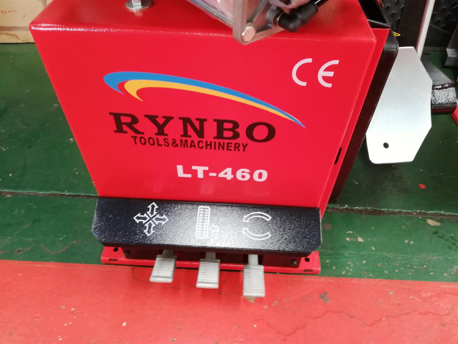 Brand new Tyre Changer LT-460