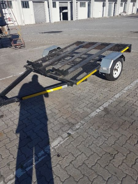 BIKE TRAILER /FLATBED TRAILER FOR SALE