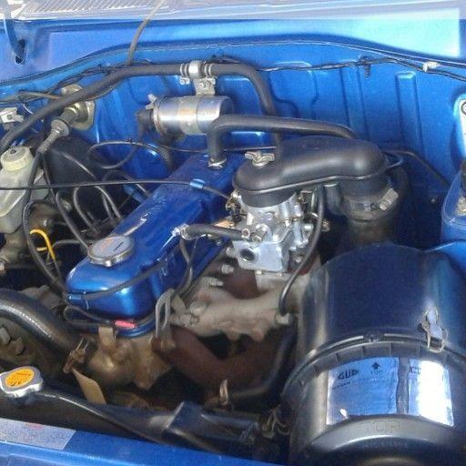 2011 Nissan 1400 Champ