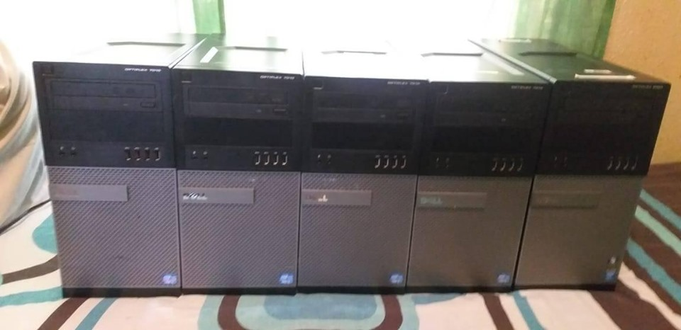 Dell 7010 i5 towers