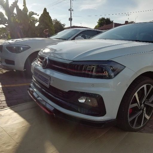 VW Polo 8 Diffusers, Lips, Boot spoilers