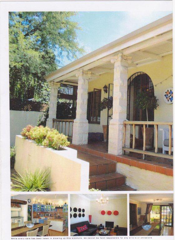 Westdene, across from the dam... beautiful 3 bed, 2 bath, fully furnished home