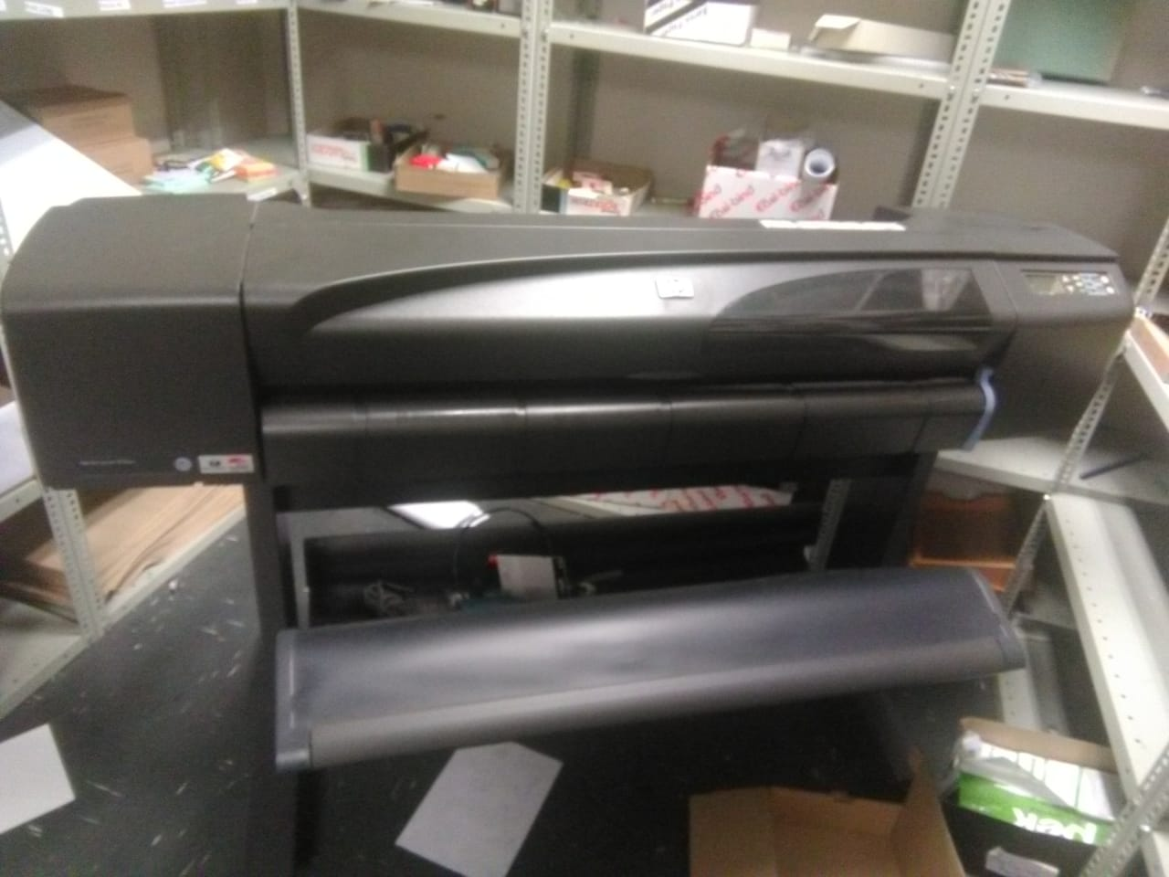 Hp Designjet 800ps printer plotter