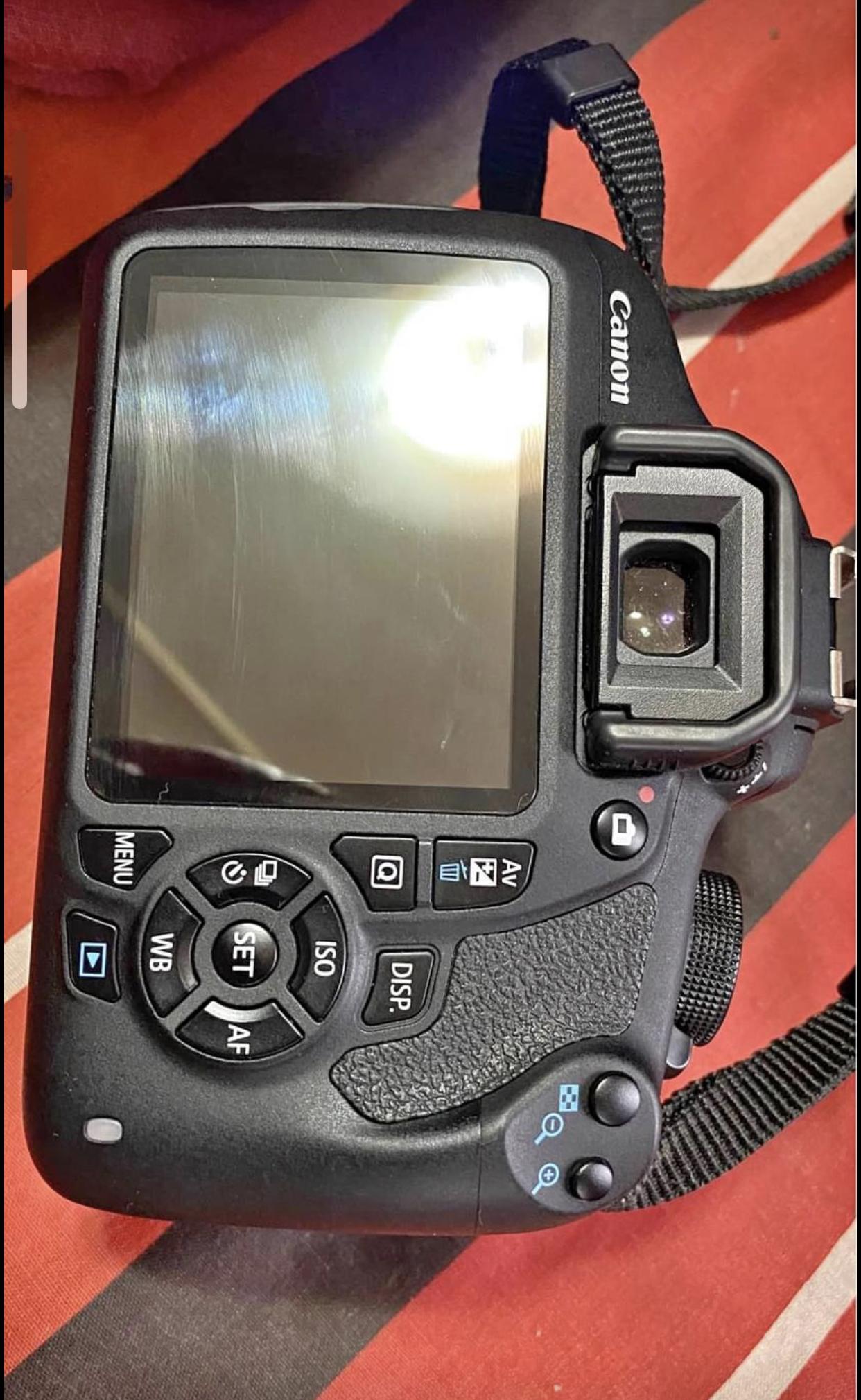 EOS 1200D Canon Camera