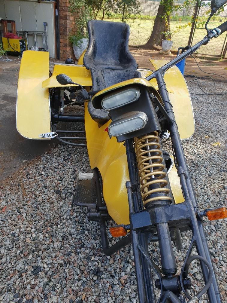 Custom built Trike
