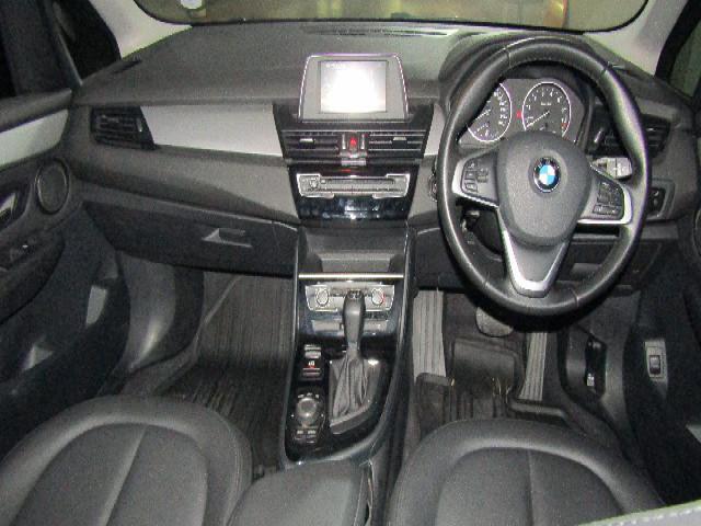 2016 BMW 2 Series Active Tourer 218i Active Tourer auto