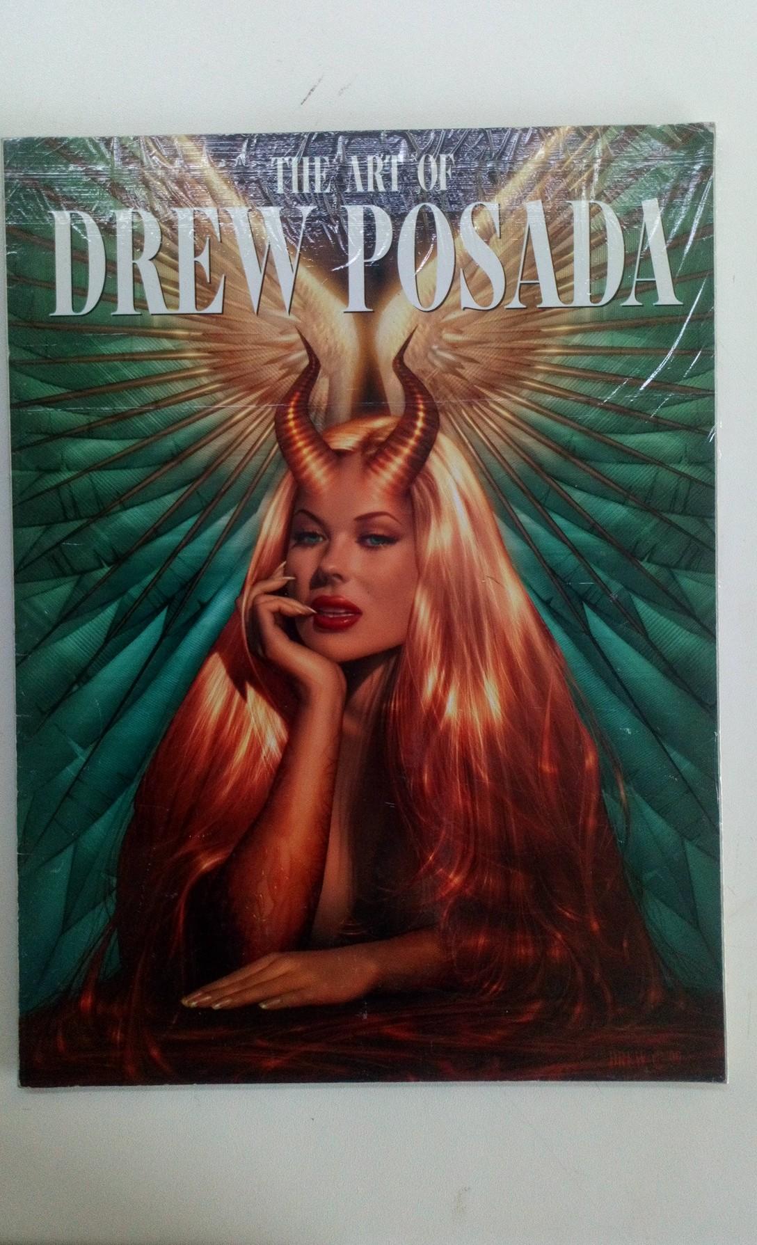The art of Drew Posada