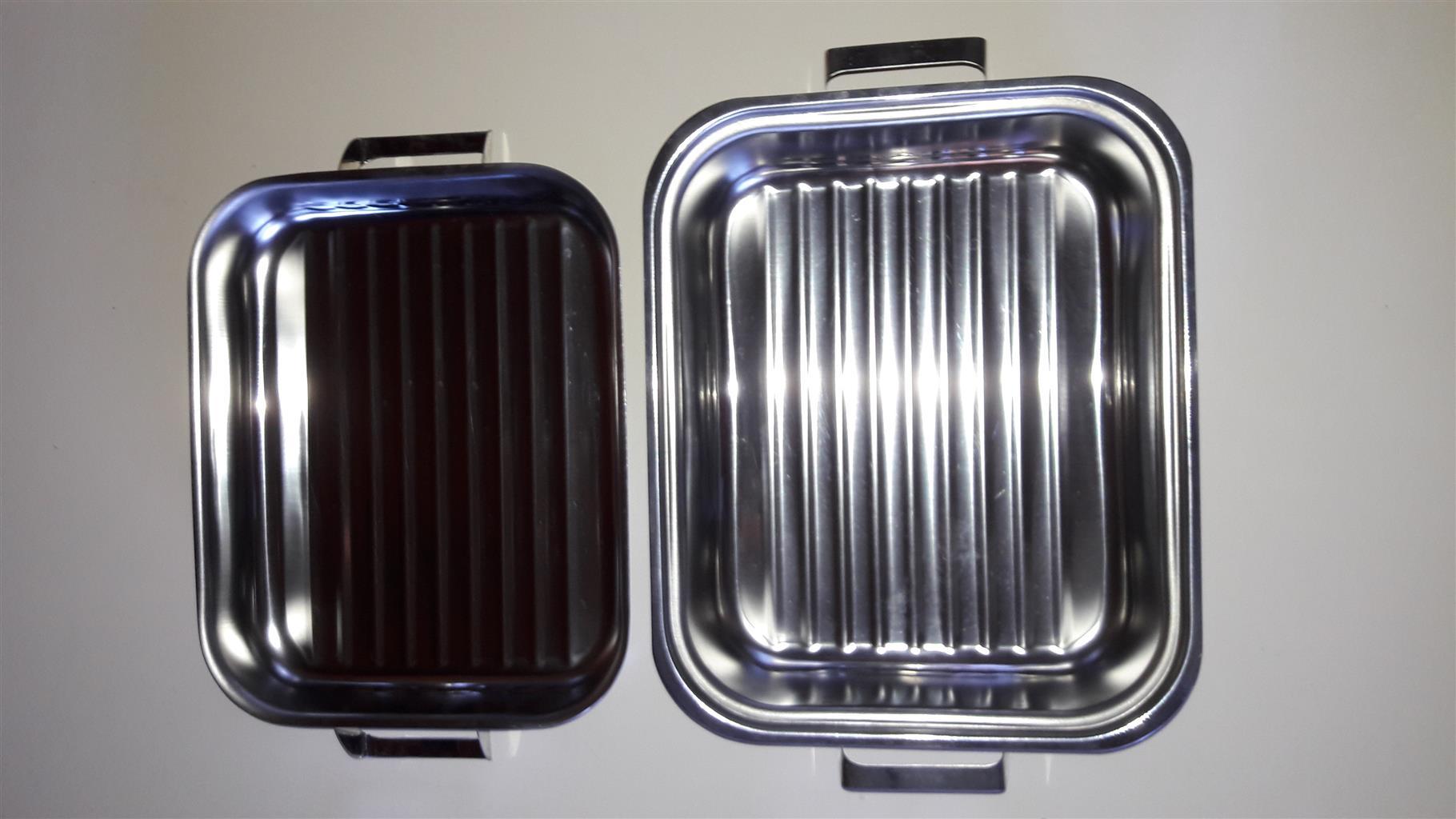 Steel Steel Double Roaster