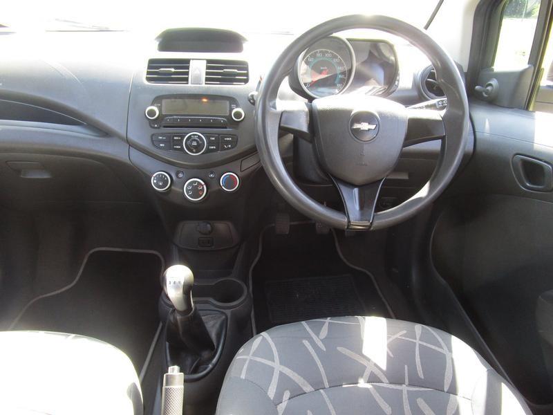 2016 Chevrolet Spark 1.2
